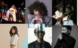 Chara、CKB横山剣、向井太一……〈GREENROOM FESTIVAL '19〉出演アーティストへ3つの質問①