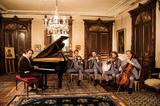 チリー・ゴンザレス、ポップスにおける弦楽四重奏の役割をあきらかにするカイザー・クァルテットとのピアノ五重奏集