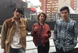 インディー三銃士が集結! Seuss×The fin.×HAPPYのフロントマンが語る、2010年の神戸が育んだ友情と互いの新モード