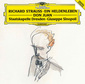 GIUSEPPE SINOPOLI 『R・シュトラウス:交響詩《ドン・ファン》《英雄の生涯》』 1991年録音の名盤が復活