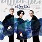 ボッサレノヴァ・トリオ(Bossarenova Trio)『Atlantico』現代ボサノヴァの最高峰 坂本龍一とも共演したパウラ・モレレンバウムら3人組