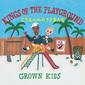グロウン・キッズ 『Kings Of The Playground』 ワンオクTAKAら参加、レゲエ・パワー・ポップが◎な2人組の新作