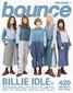 BILLIE IDLE®、吉澤嘉代子、クイーンが表紙で登場! タワーレコードのフリーマガジン〈bounce〉420号発行