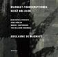 ヒリヤード・アンサンブル 『Heinz Holliger: Machaut-Transkriptionen』 ホリガー編曲のマショー作品演奏した快作