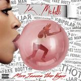 K・ミシェル(K. Michelle)『More Issues Than Vogue』T・ペインやデンジャら新鮮な手合せも スロウ~ミッドで持ち味を活かす3作目