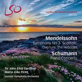 ロンドン交響楽団 『メンデルスゾーン:交響曲第3番、他』『ベルリオーズ:幻想交響曲、他』