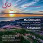 ロンドン交響楽団 『メンデルスゾーン:交響曲第3番』『ベルリオーズ:幻想交響曲』 音質・演奏さらに◎の自主制作盤