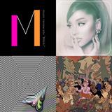 アリアナ・グランデ(Ariana Grande)、ブリング・ミー・ザ・ホライズン(Bring Me The Horizon)など今週リリースのMikiki推し洋楽アルバム7選!