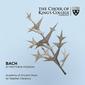 ケンブリッジ・キングス・カレッジ合唱団(The Choir Of King's College, Cambridge)『J.S. バッハ:マタイ受難曲』名匠スティーヴン・クレオベリーと響かせた〈白鳥の歌〉