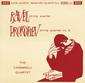 カルミレッリ弦楽四重奏 『ラヴェル:弦楽四重奏曲/プロコフィエフ:原楽四重奏曲第2番』 ピーナ・カルミレッリの貴重音源がCD化