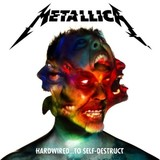 """メタリカが11月に新アルバム『Hardwired…To Self-Destruct』発表、信頼と実績感じる先行曲""""Hardwired""""のMV&ライヴ映像公開"""