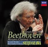 小澤征爾&水戸室内管弦楽団ベートーヴェン・シリーズ第3弾は交響曲第5番《運命》 今年3月の水戸でのライヴ録音