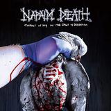 ナパーム・デス(Napalm Death)『Throes Of Joy In The Jaws Of Defeatism』エクストリーム界の帝王がヴァリエーション豊かな攻撃力を発揮