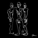韓国のヒップホップ・ユニット、ワビサビルームが不穏なサイケデリア描いた新EP『Vibe』発表&全曲試聴音源&MV公開
