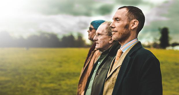 ユナイティング・オブ・オポジッツ『Ancient Lights』 ティム・リッケンが指揮を執るバンドデビュー作―現在を照らす太古の光