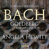 鍵盤の女神、アンジェラ・ヒューイットによる《ゴルトベルク変奏曲》16年ぶりとなる抑制の美を極めた新録音が登場