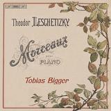 トビアス・ビッガー(Tobias Bigger)『レシェティツキ:ピアノ曲集』優美なサロン音楽を小気味よく演奏