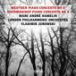 マルク・アンドレ・アムランが全身全霊の演奏披露する、メトネルのピアノ協奏曲第2番&ラフマニノフのピアノ協奏曲3番収めた一枚