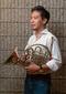 福川伸陽『孤高のホルン~映画の世界』1人8役の多重録音で映画音楽を奏でる。コロナ禍だからこそできた挑戦