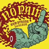 ARM STRONG 『No Pain』 大阪のギラついた夜を注入、変わらぬ剛腕ぶりを見せつけた4年ぶりの新作