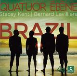 EBENE QUARTET 『Brazil!』