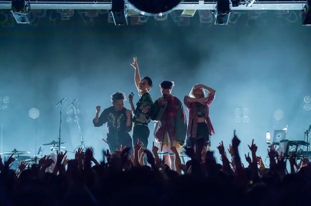音楽って素晴らしい――ニガミ17才単独ライヴ「不定期大演奏会」東京公演をレポート