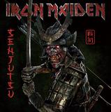 アイアン・メイデン(Iron Maiden)『Senjutsu』プログレ風長尺ナンバーの連打で悠久の旅へ誘う