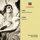 パウル・ファン・ケンペンとジャン・フルネが指揮、フィリップスの懐かしいレクイエム録音2題収めた『ヴェルディ、フォーレ:レクイエム』