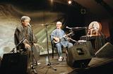 登川誠仁、知名定男『ライブ!~ゆんたくと唄遊び~』 沖縄民謡界を代表する2人による唯一のライヴ音源