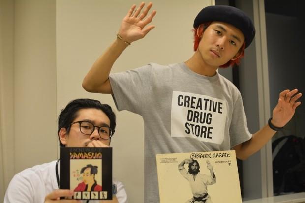 ハマ・オカモト&オカモトレイジ(OKAMOTO'S)、ヤマスキを語る―YAMASUKI SINGERS 『Le Monde Fabuleux Des Yamasuki』