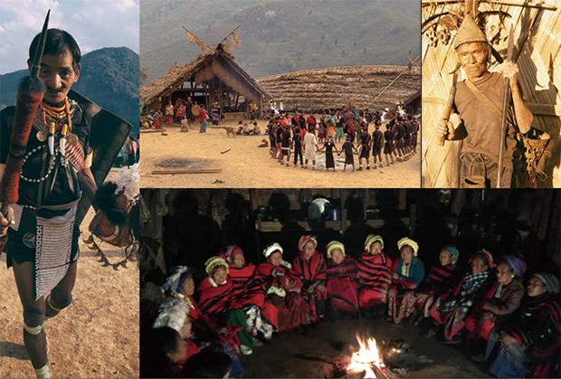 文明から隔絶したアマゾン・イゾラドとミャンマー山岳地帯のナガ族、その文化からたどる音楽誕生の風景