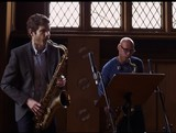 2人の多彩なプレイに痺れる! サックス奏者ベン・ウェンデルのデュオ企画第2弾はジョシュア・レッドマンが登場