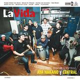 なかの綾とCENTRAL『La Vida』ユーミンのカヴァーを交えた昭和歌謡 × ラテンの陽気な音が生活を再び照らす