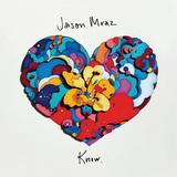 ジェイソン・ムラーズ 『Know.』 シンプルな美メロ勝負の生音ポップがさらに発展、新妻への愛伝わる新作