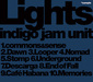 indigo jam unit 『Lights』 猪突猛進系ファンクからスロウ・ワルツまで、結成10周年の結束力示した力作