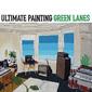 アルティメイト・ペインティング 『Green Lanes』 ペイヴメントらUSロックの影響感じるサウンド&ヘタウマ歌唱が愛おしい新作
