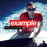 EXAMPLE『Live Life Living』