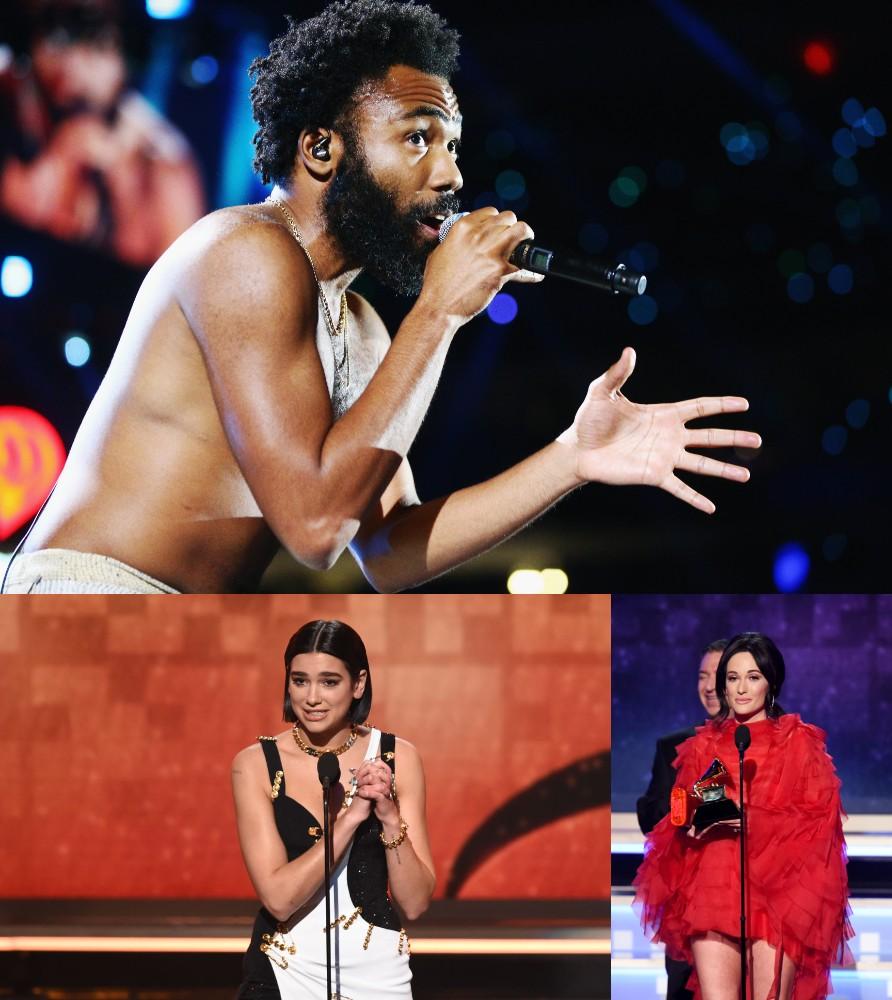 第61回グラミー賞の受賞結果が発表