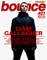 リアム・ギャラガー、edda、ケレラが表紙で登場! タワーレコードのフリーマガジン〈bounce〉407号発行