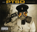 PHAROAHE MONCH 『PTSD -Post Traumatic Stress Disorder』
