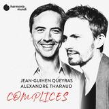 ジャン=ギアン・ケラス(Jean-Guihen Queyras)、アレクサンドル・タロー(Alexandre Tharaud)『相棒』気心知れた2人ならではの絶妙・絶品のアンコール・ピース集