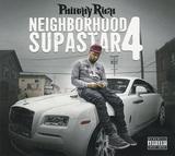 フィルシー・リッチ 『Neighborhood Supastar 4』 最近のミックステープに比べ身内メインで手堅く仕上げた今年4作目