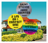 セイント・エティエンヌ 『Home Counties』 ケロ・ケロ・ボニトら参加、オールディーズ趣味を忍ばせた爽やかなエレポップ集