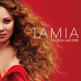 タミア 『Passion Like Fire』 良い意味で流行に乗らず、オーセンティックなR&Bをいまも可憐な歌声で実直に歌う