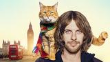 映画『ボブという名の猫 幸せのハイタッチ』 一匹の野良猫との出会いが変えた、一人の男の人生!