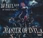 DJポール 『Master Of Evil』 ジューシーJとの再会曲も収録、リル・ワイトら参加の3年ぶりソロ新作