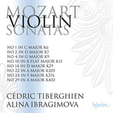 アリーナ・イブラギモヴァ モーツァルトのソナタ全集第2弾! 名作から初期のソナタまでバランスよく組み合わせた8つのソナタ