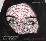 ジョン・アダムズの2015年作品『シェヘラザード.2』 人気ヴァイオリニスト、リーラ・ジョゼフォヴィッツのために書き上げられた劇的交響曲