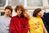 UKロック・ファン悶絶……リヴァプール発スピン(Spinn)のインディー愛に溢れた青春日記的ポップ!