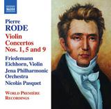 ナポレオンの宮廷音楽家、ロードのヴァイオリン協奏曲シリーズ続編はアイヒホルンの技巧も光る一枚